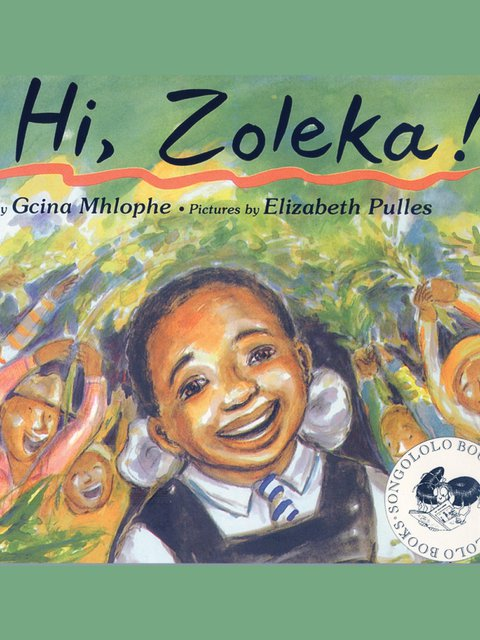 Book cover of Hi Zoleka! by None